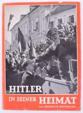Third Reich Adolf Hitler Heinrich Hoffmann Publication
