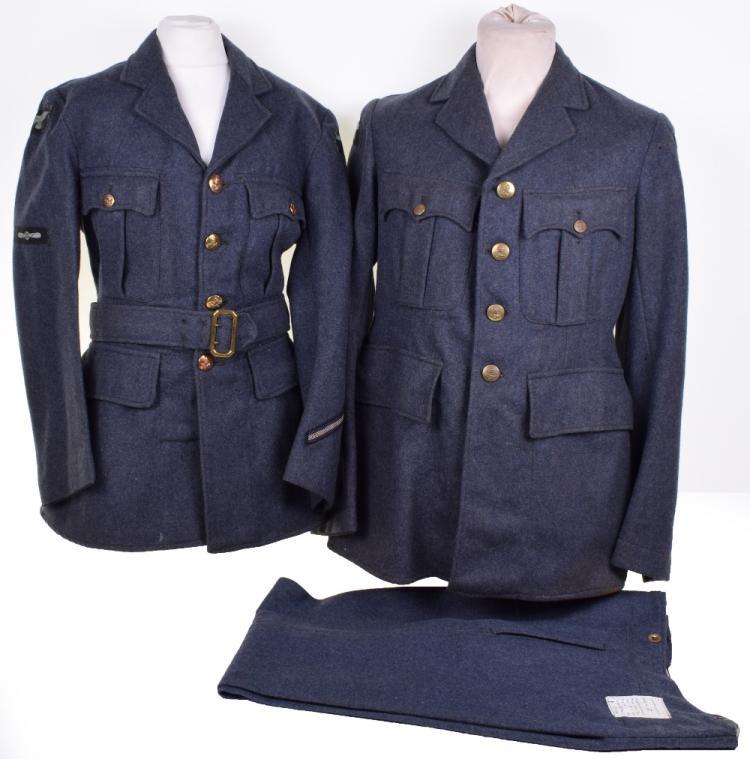 WW2 Royal Air Force Uniforms