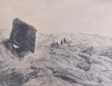 Early Photographs of Alpine Scenes Believed to be the Work of Adolphe Braun (1812-1877)
