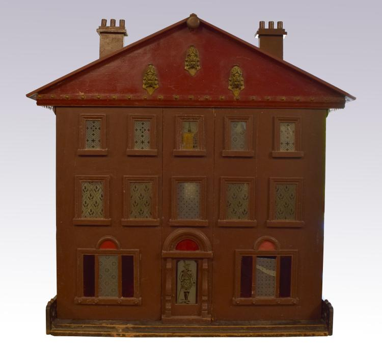 The Scottish Dolls House, Circa 1890