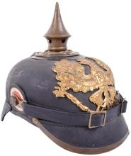 PRUSSIAN ENLISTED MANS PICKELHAUBE