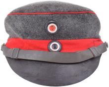 IMPERIAL GERMAN M.15 DRIVERS PEAKED CAP