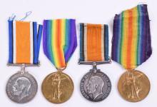 Great War Medal Pairs