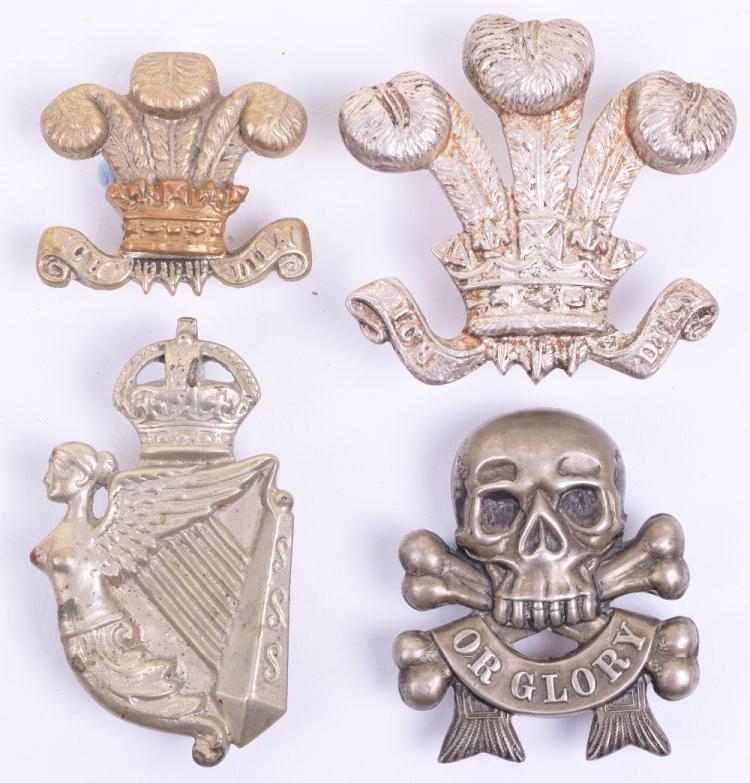 Four Cavalry NCO's Arm Badges