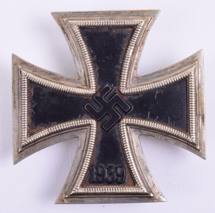 WW2 Iron Cross 1st Class