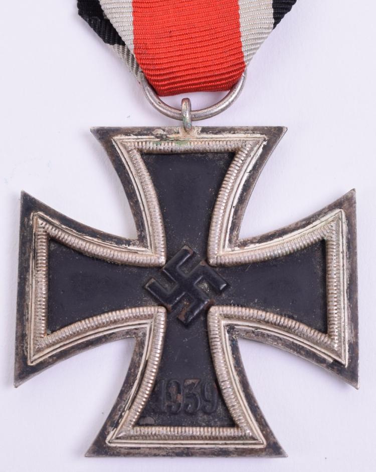 WW2 Third Reich Iron Cross 2nd Class Medal