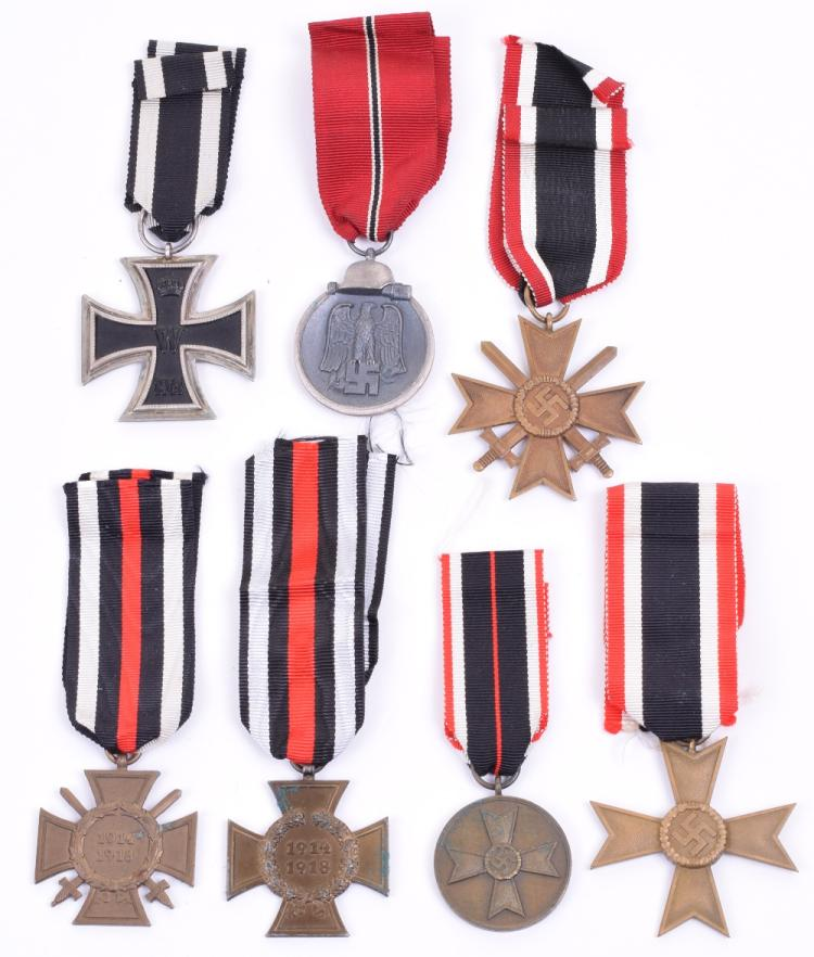 Selection of German Medals