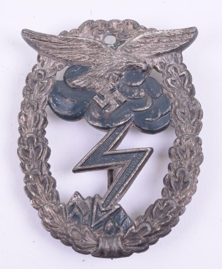Luftwaffe Ground Assault Combat Badge