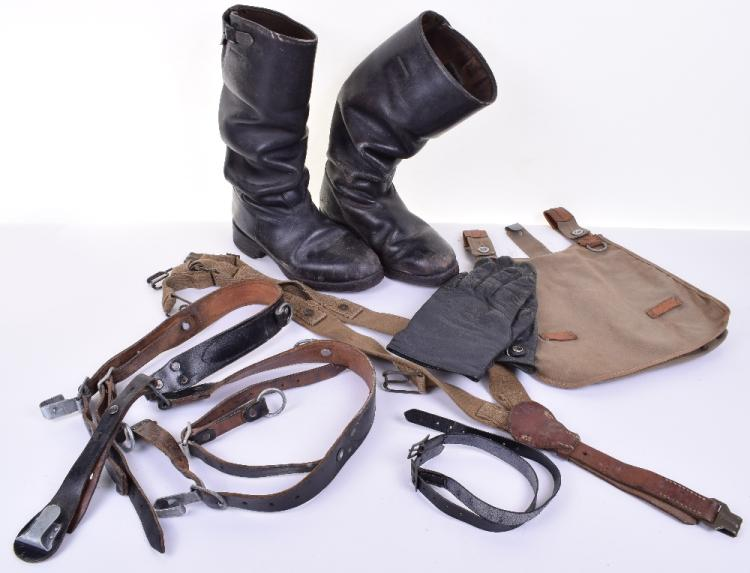 Selection of WW2 German Style Combat Equipment