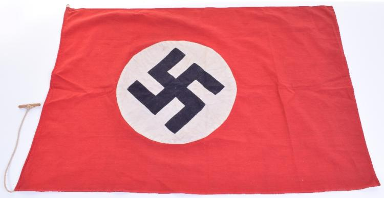 NSDAP Swastika Flag / Vehicle Recognition Flag