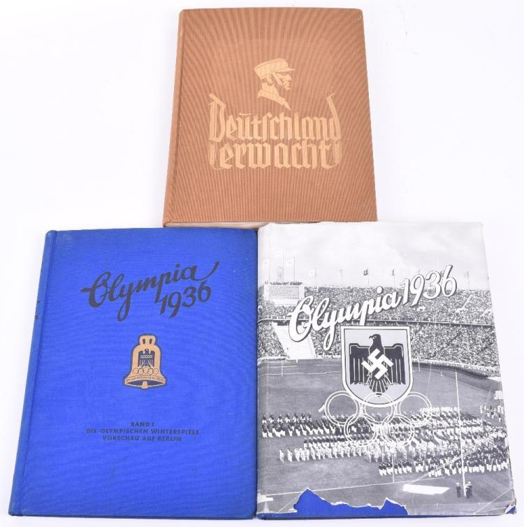 Third Reich Deutschland Erwacht Card Book