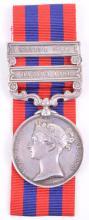 Indian General Service Medal 1854-95 2nd Battalion Seaforth Highlanders