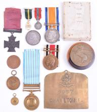 Great War British War Medal Royal Naval Air Service