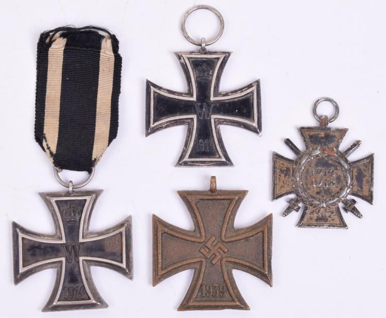Imperial German Iron Cross 2nd Class