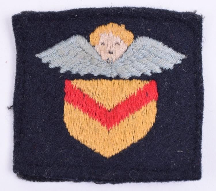 868th Anti-Aircraft Command Fire Battery Royal Artillery Newport