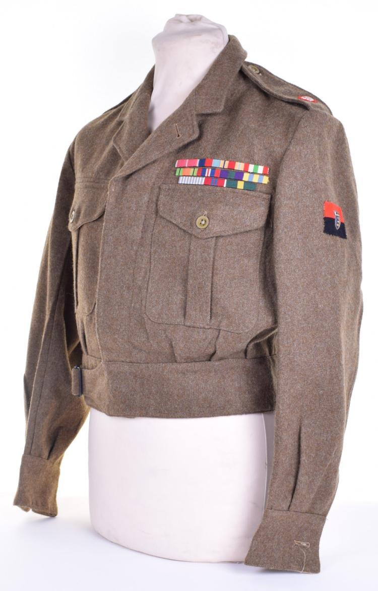 1949 Pattern War Office Majors Battle Dress Blouse