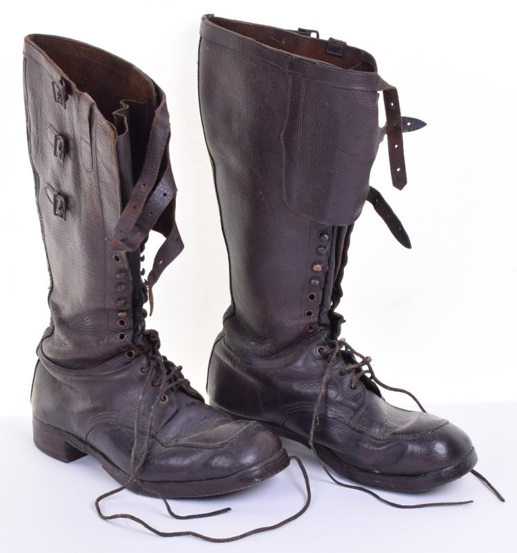 WW1 Royal Field Artillery Other Ranks Boots