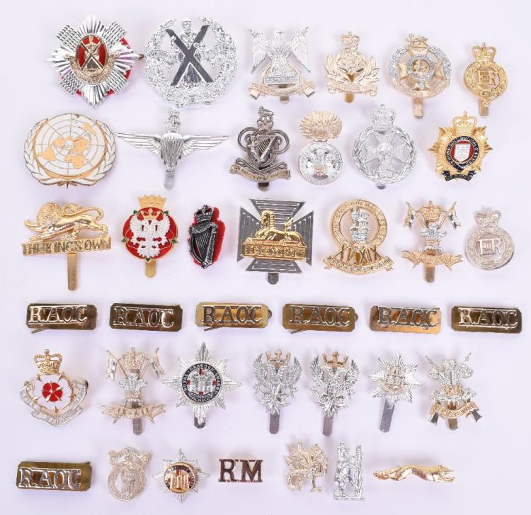 Selection of Anodised Badges