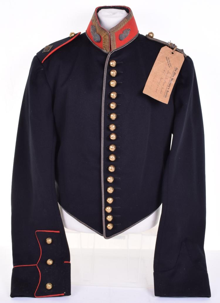 Royal Horse Artillery Regimentally Interesting Tunic