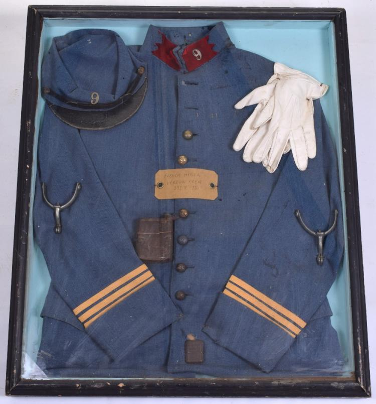 Great War French Artillery Officers Tunic