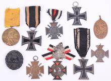 Selection of Imperial German Medals