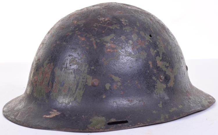 Scarce Dutch M16 Pattern Steel Helmet,
