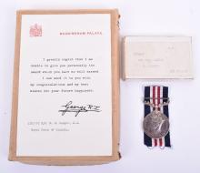 WW2 Battle of Kohima Military Medal (MM)
