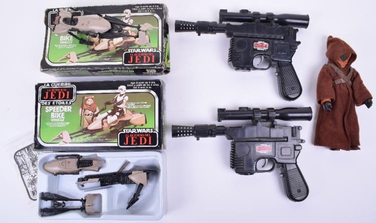 Vintage Star Wars Toys,