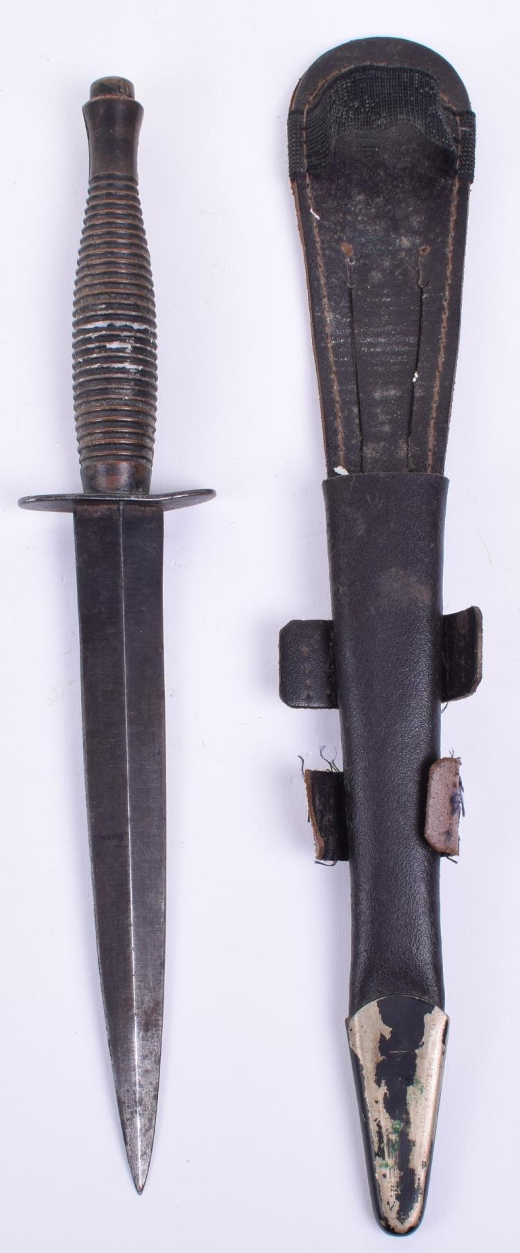 3rd Pattern Fairbairn Sykes (F.S) Commando Knife