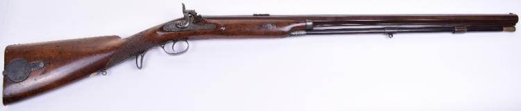 10 Bore Big Game Percussion Rifle by Swinburn No. 6323