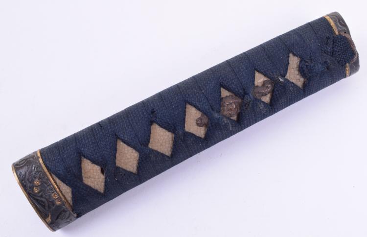 Japanese Dagger Tanto Hilt