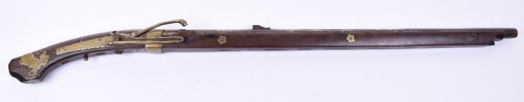 Japanese Matchlock Gun
