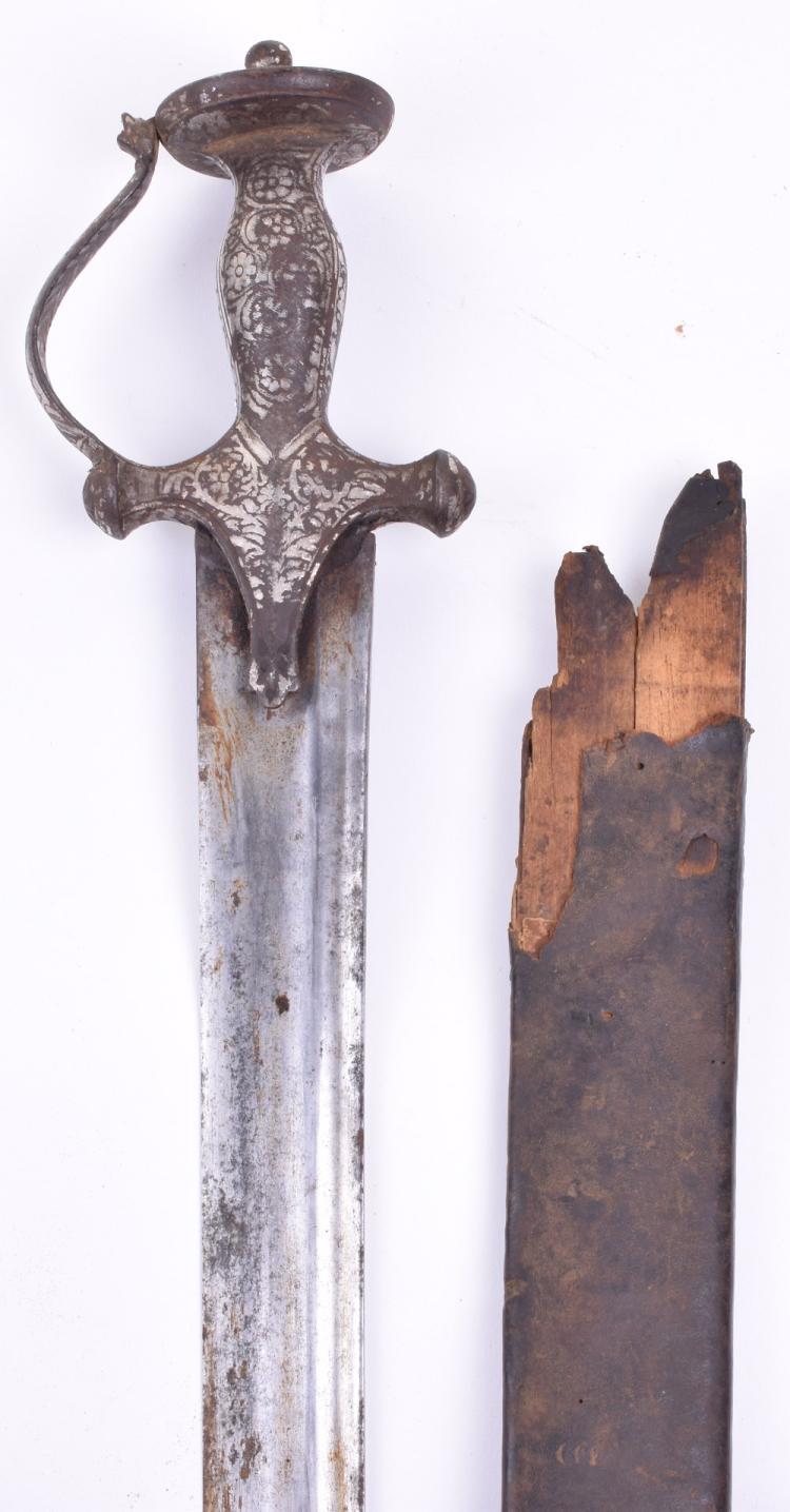 Indian Sword Tulwar