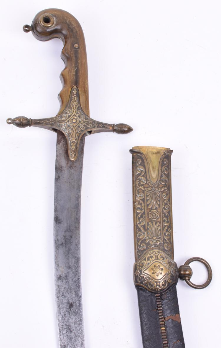 Good Quality Ottoman Sword Shamshir