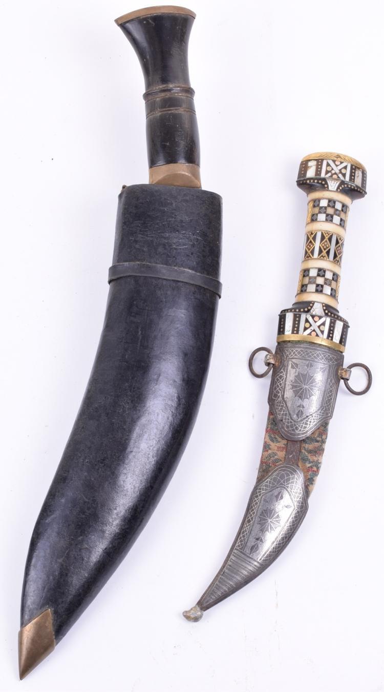 Ottoman Dagger Jambya