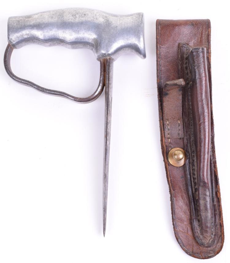 WW1 British Officers Robbins Dudley Push Dagger