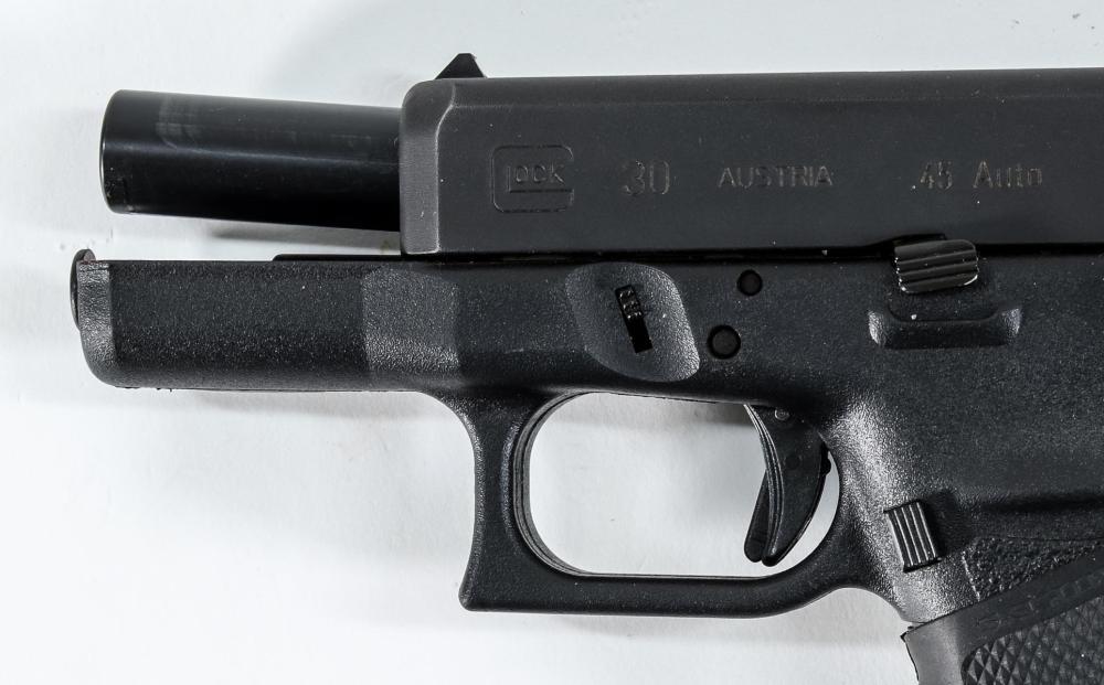 Glock Model 30  45 subcompact