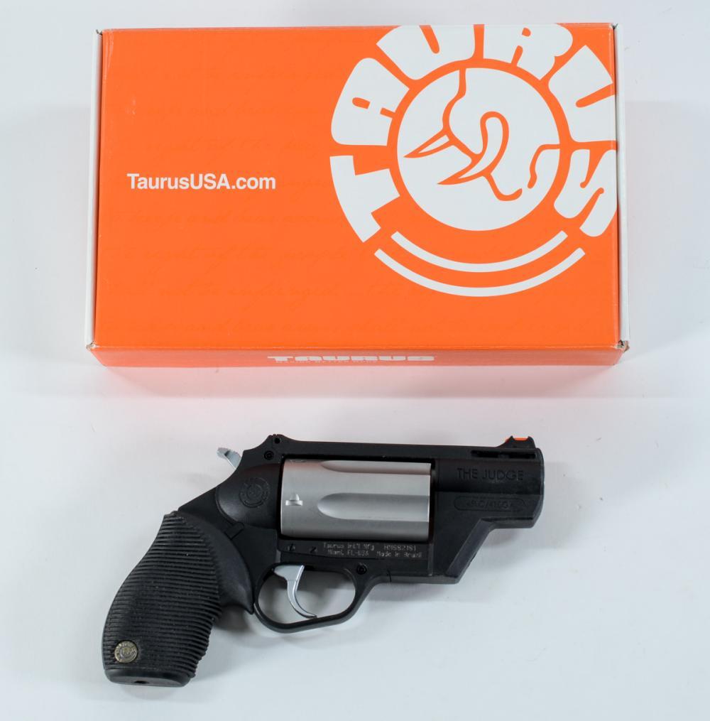 Taurus Public Defender Revolver 45/410