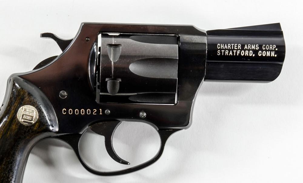 Bonnie & Clyde Revolvers