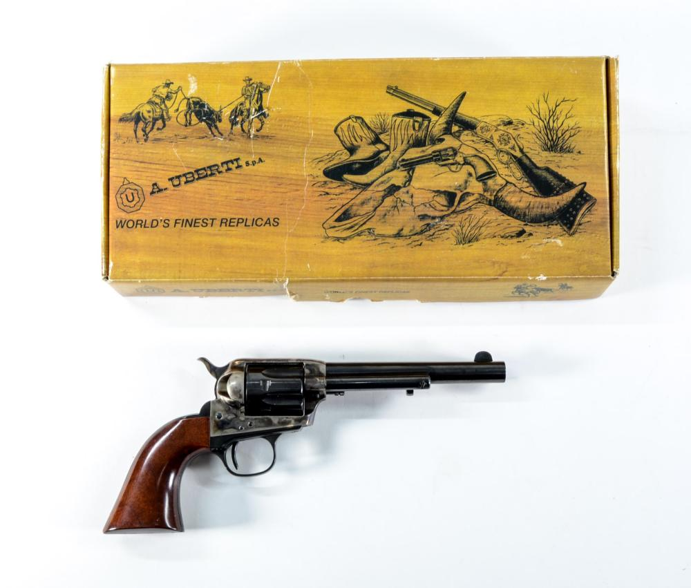 Uberti Stallion 38 Revolver