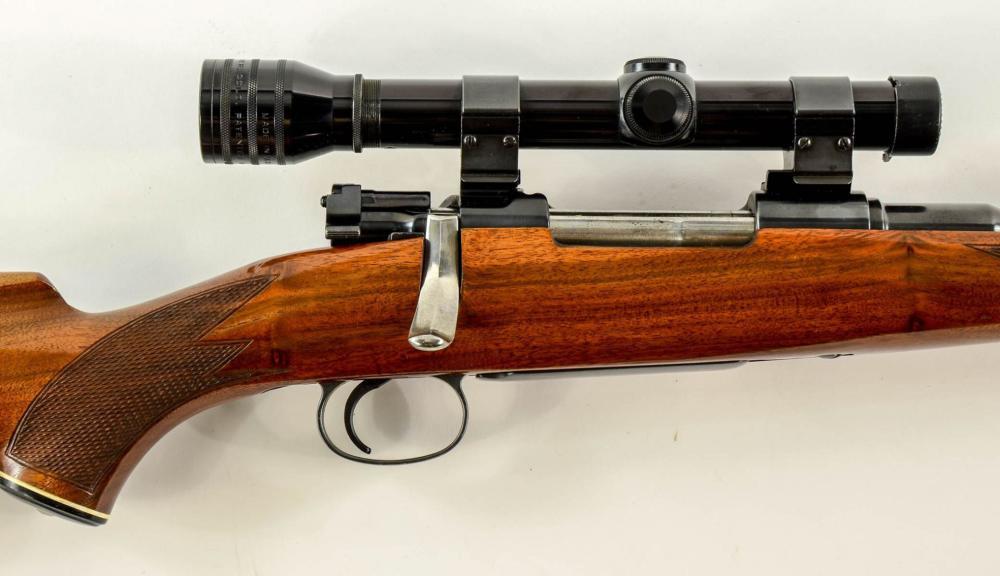 Mauser 1895 Carbine Custom Mannlicher