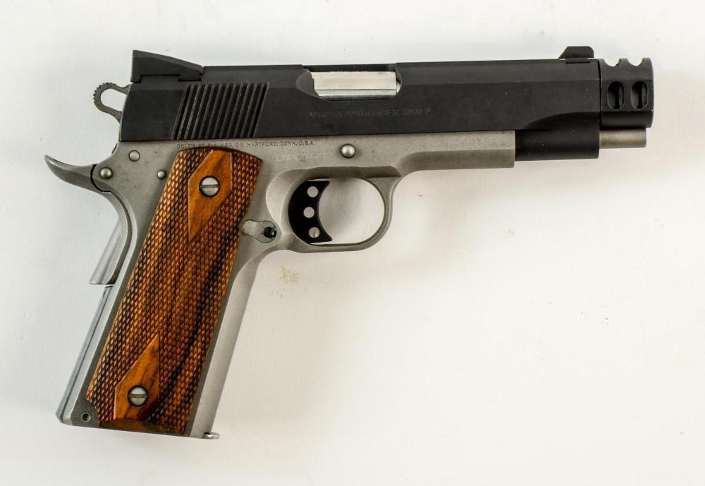 Colt Comp Commander 1911  45 Auto Pistol