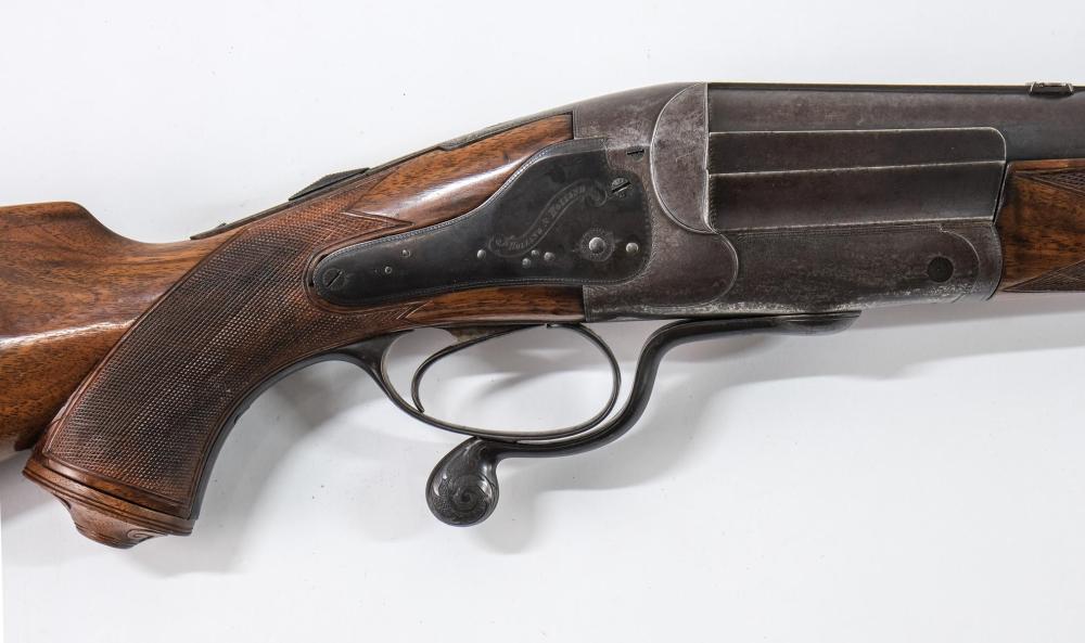 Holland And Holland >> Holland Holland 4 Bore Punt Gun Shotgun