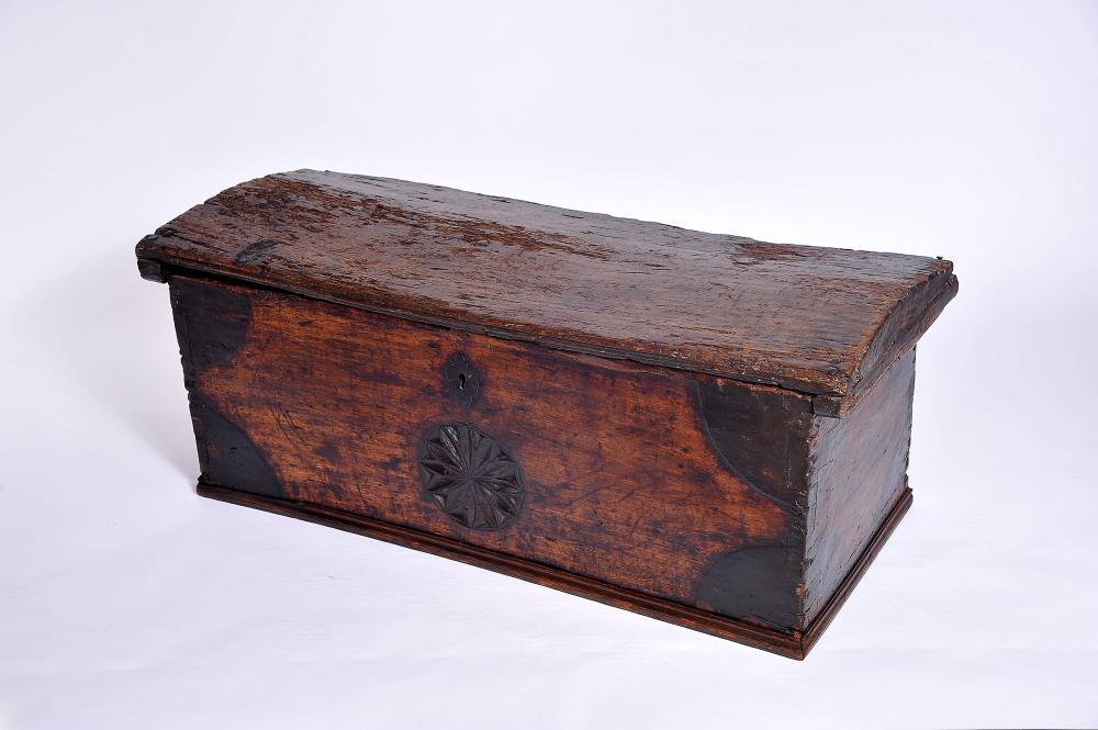 Lot 191: A Large Chest