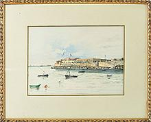 """""""Cidadella de Cascaes"""" (The citadel of Cascais)"""