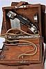 France 1940: Téléphone de campagne modèle 1927, complet avec sa sacoche de
