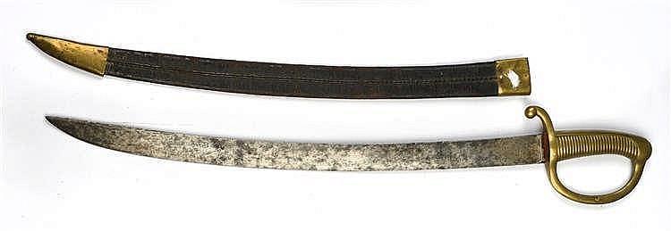 Sabre d'Infanterie dit « Briquet ». Modèle An XI.