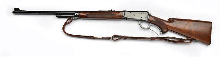 Riffle Winchester modèle 64. Calibre 30 WCF canon