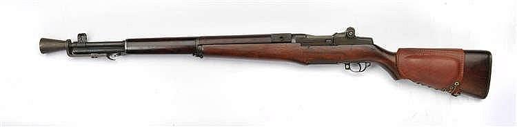Fusil Garand de tireur d'élite modèle M1D. Calibre