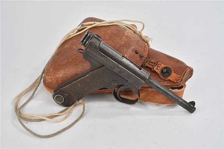 Pistolet nambu. Type 14 plaquettes en bakélite c